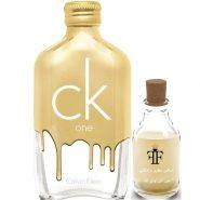 عطر کالوین کلین سی کی وان گلد
