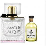 اسانس عطر لالیک لامور Lalique L'Amour